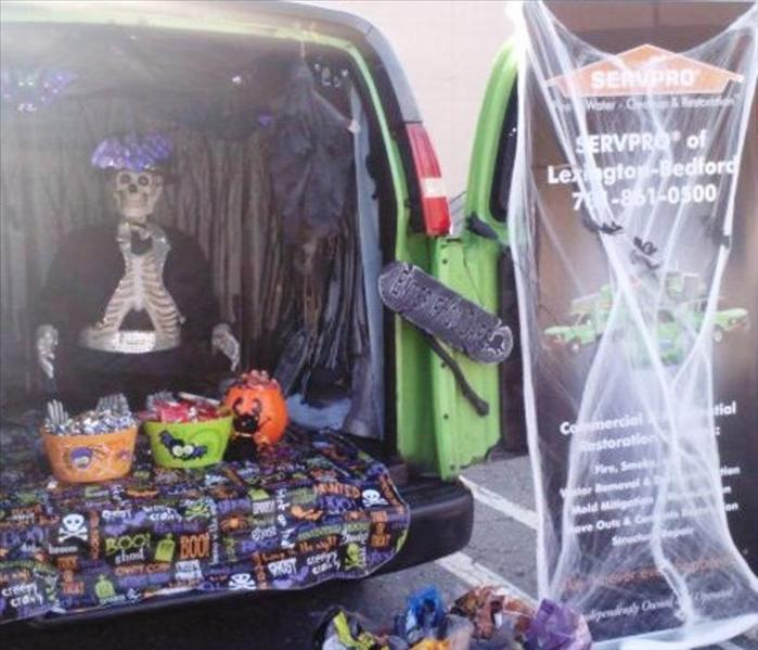 Bedford Trunk of Treat
