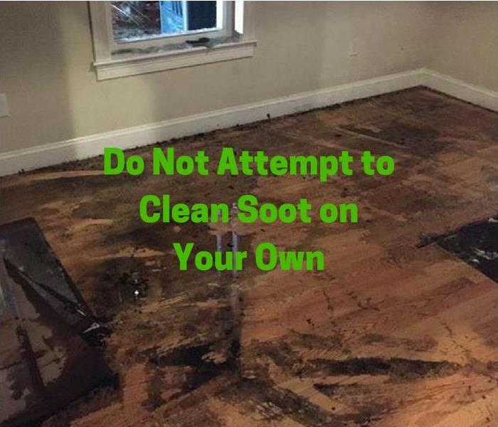 Fire Damage Soot Cleaning in Lexington, Mass.